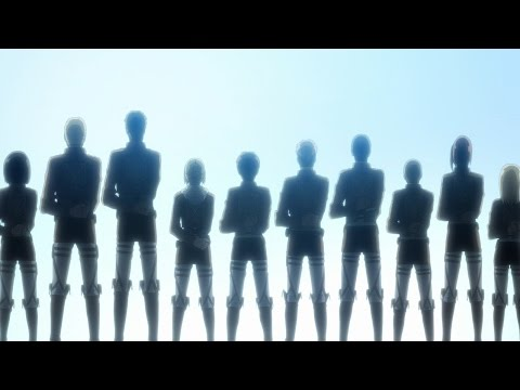 Attack On Titan AMV - Call Your Name