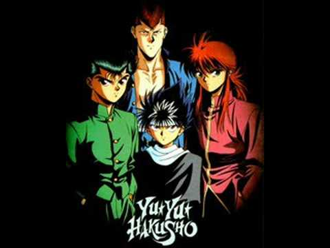 Yu Yu Hakusho Full Opening Song English Video