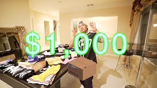 $1,000 FREE Box Giveaway!! 📦💰 FLOOD THE COMMENTS TO WIN!!