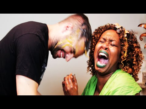 The Egg Challenge w/ Glozell