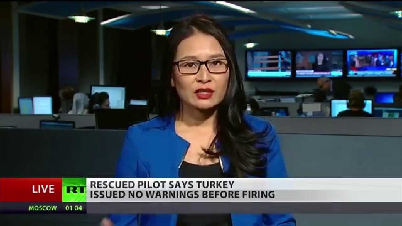 Pilot of downed Russian jet speaks out
