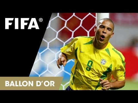 Ronaldo on the FIFA Ballon d'Or (Portuguese version)