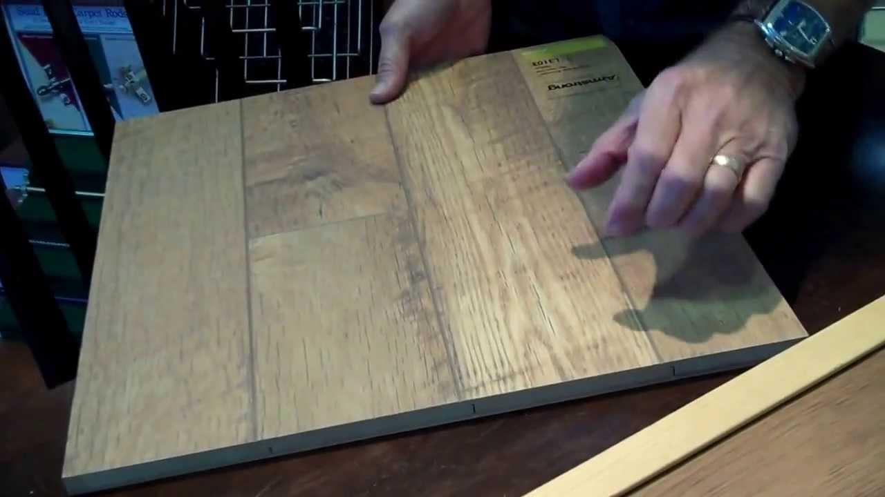 Lvp Luxury Vinyl Plank Flooring Replicates Laminate And Excellent Choice Youtube