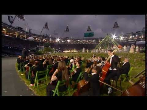 Elgar 'Nimrod' by LSO On Track - London 2012 Olympics Opening Ceremony