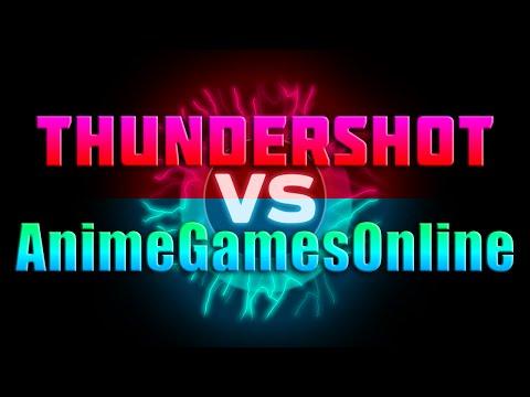 Dragon Ball Xenoverse: Thundershot Vs. AnimeGamesOnline (DBXV Gameplay)