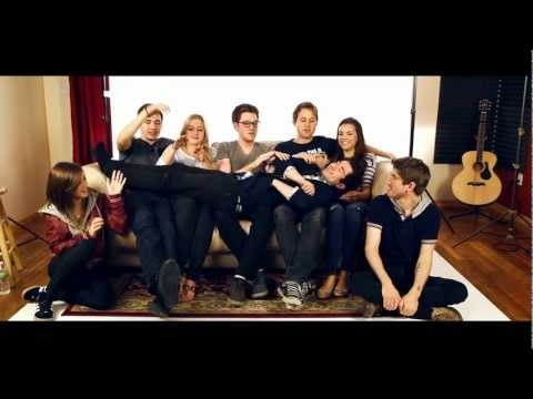 &quot;One More Night&quot; - Maroon 5 - Alex Goot &amp; Friends (7 Youtuber Collab!)