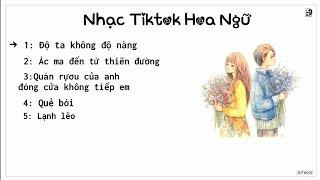 Top 5 bản nhạc hoa ngữ hay nhất trên Tiktok Trung Quốc | DNT MUSIC