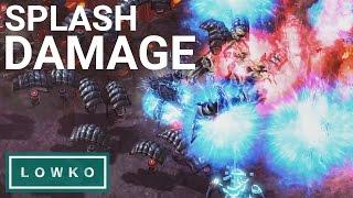StarCraft 2 Co-op: SPLASH DAMAGE - Power Trip on Brutal!