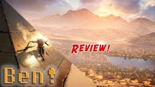 Assassin's Creed Origins Review: Crypt of Awesome | Ben's OP Game Show Ep.112 (Pt. 2)