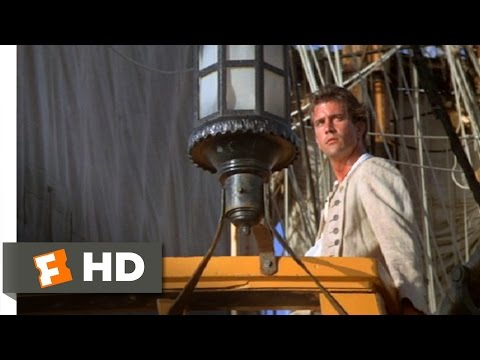 The Bounty (6 11) Movie Clip - The Loyalists Are Castaway (1984) Hd video