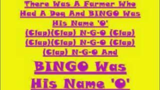 Watch Barney BINGO video