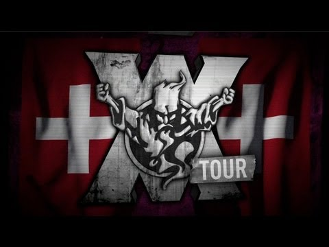 Thunderdome XX Tour Switzerland - Official Trailer (10-11-2012)