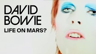 David Bowie Life On Mars Official Audio