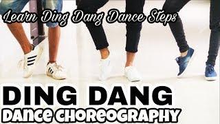 Ding Dang - Dance Video   Munna Michael 2017   Tiger Shroff   Dance Choreography MANISH DUTTA