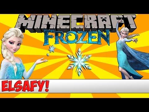 Minecraft Bukkit Plugin - Elsafy (Frozen) - Tutorial