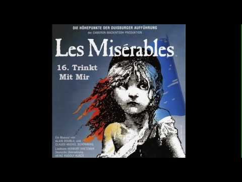 Les Miserables - Trink Mit Mir