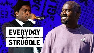 Ye Starting a Church? Kodak Diss, Meek Blocked From Playoffs, Takeoff vs Gucci | Everyday Struggle