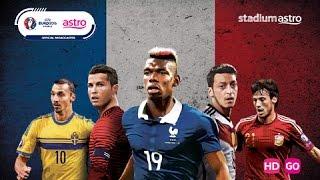 UEFA Euro 2016 ● PROMO HD