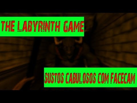 Labyrinth - Sustos cabulosos and amigão do peito  (facecam)