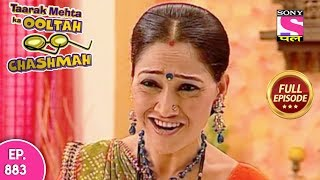 Taarak Mehta Ka Ooltah Chashmah - Full Episode 883 - 25th December, 2017