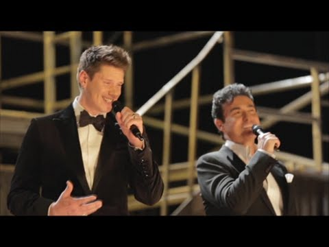 Il divo a musical affair memory can you feel the - Il divo man you love ...