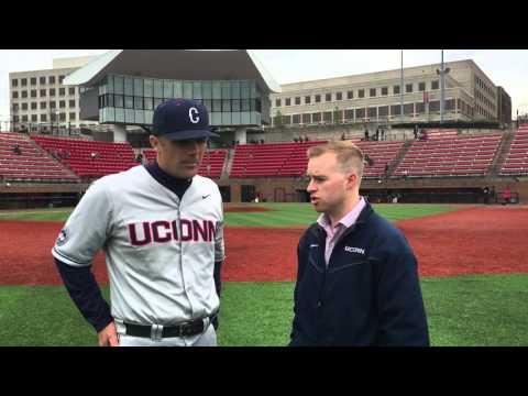 UConn Baseball Head Coach Jim Penders Postgame Cincinnati Game 3, April 10, 2016