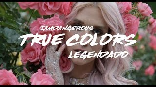 Zedd, Kesha - True Colors (Traduçao)