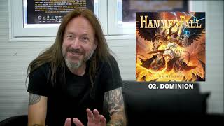 HAMMERFALL - Dominion (Dominion Track by Track) | Napalm Records