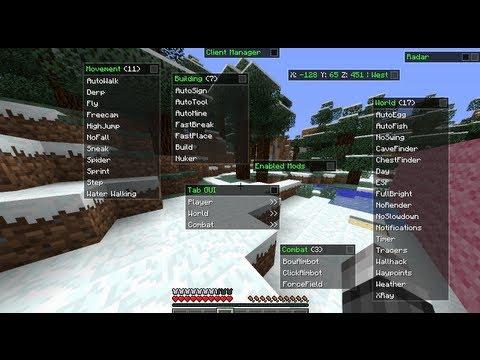 Nodus 1.6.2 Minecraft Client + Optifine THIS WORKS I SWEAR :))