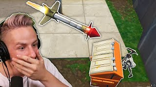 HIDE and SEEK mit LENKRAKETEN JAGD in FORTNITE!