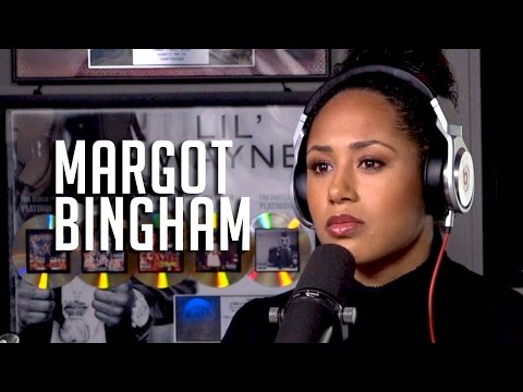 Margot Bingham Talks Doing Nude Scenes, Being on Barbershop 3 + Wiz Khalifa Being on her 1st Album
