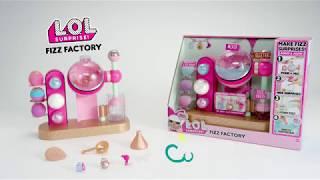 Acessórios de Boneca LOL - Lil Outrageous Littles - Fábrica Charm Fizz - Candide