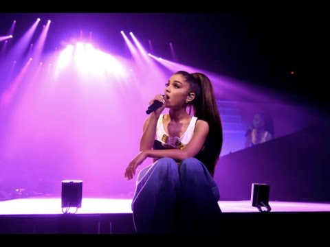 Quit - Ariana Grande Live in Sweden at The Dangerous Woman Tour (HD)