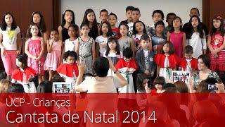 UCP - Cantata de Natal 2014