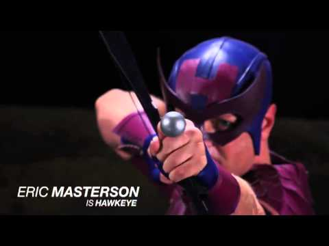 The Avengers XXX A Porn Parody (2012) Movie Trailer (SFW)