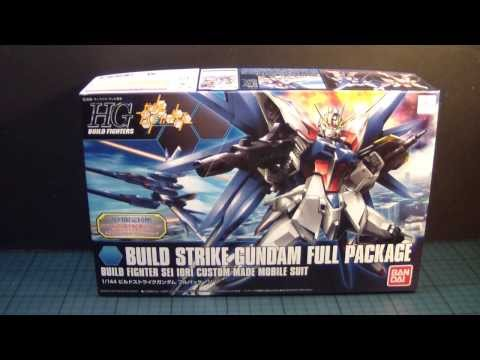 *GundamCustoms* HG Build Strike Gundam Full Package Custom - Part 1