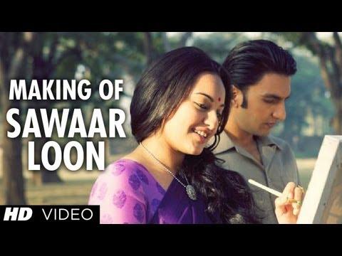 Song Making Sawaar Loon | Lootera | Ranveer Singh Sonakshi Sinha...