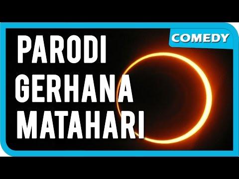 Parodi Gerhana Matahari Total