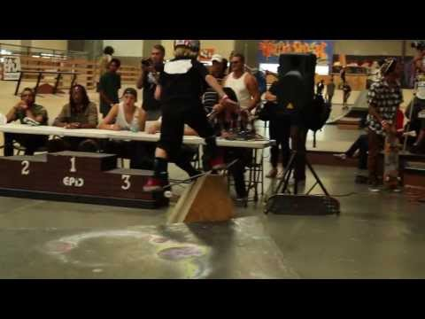 Cali AmJam at Epic Indoor Skatepark Contest Results