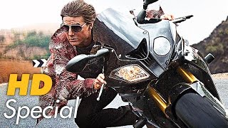 MISSION: IMPOSSIBLE 5 - ROGUE NATION Trailer, Filmclips & Featurettes German Deutsch (2015)