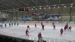 Россия до 16 : Финляндия до 16