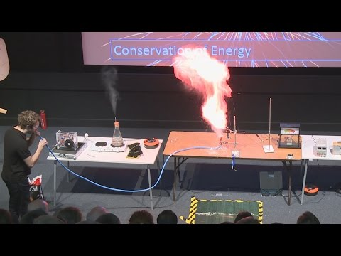 IET Scotland Christmas Lecture – Powering the World
