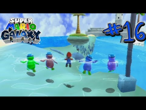 Super Mario Galaxy - Episode 16
