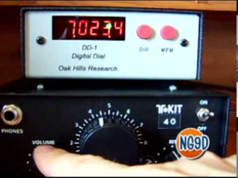 Oak Hills Research Digital Dial DD-1 Kit