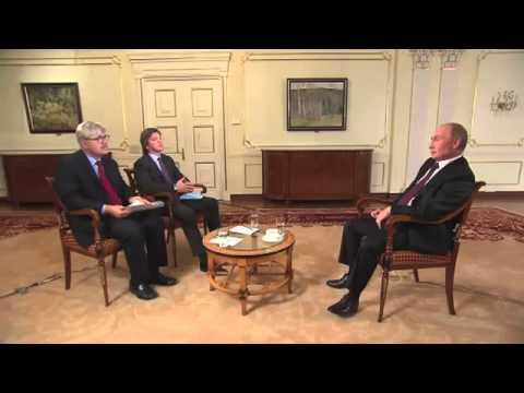 Путин раскрыл тайну Сноудена и Обамы Барака
