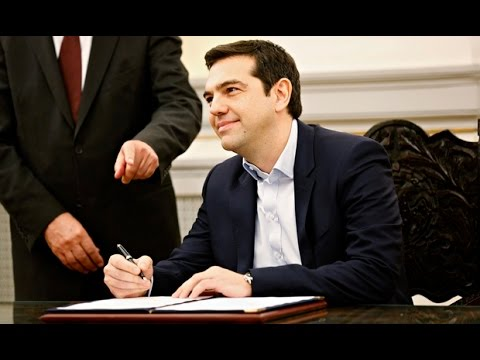 New Greek PM Alexis Tsipras in Italy, France Next Week