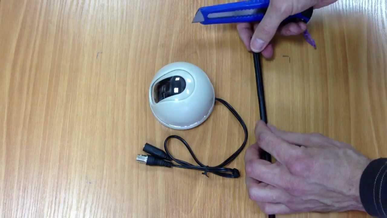 Как сделать скрытую видеонаблюдения своими руками 51