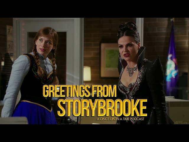 Greetings from Storybrooke #103 - (S04E11) The Hungerbrooke Storygames