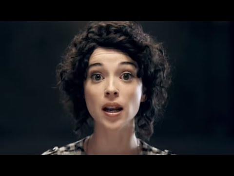 St Vincent - &quot;Actor Out Of Work&quot;