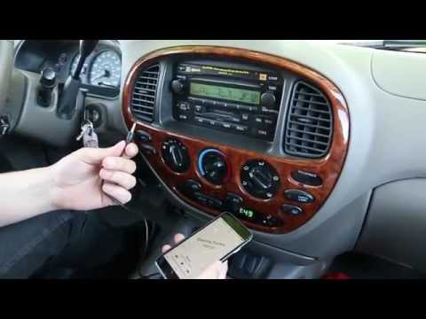 Bluetooth Kit for Toyota Tundra 2003-2006 by GTA Car Kits
